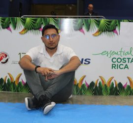 Arturo Gonzalez Deporte Panamericano