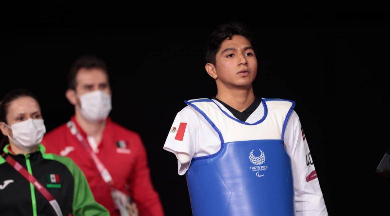 El para atleta Juan Diego García, consiguió la medalla de Oro, en la categoría menos de 75 kilogramos K44 en Parataekwondo, durante los Juegos Paralímpicos de Tokio 2020+1.