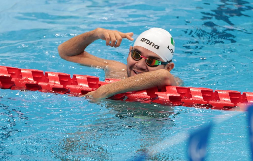 El nadador Diego López, consiguió el sexto oro para México en Tokio 2020+1, con lo que se igualó la marca de Londres 2012.